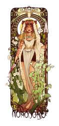 Princess Mononoke by Hannah-Alexander