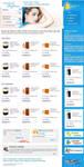 Online perfume store website by vinkrins