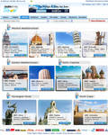 Indiatimes Cruise Home page by vinkrins