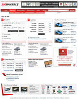 Auto Website - inside page by vinkrins