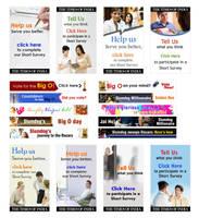 Banner designs by vinkrins