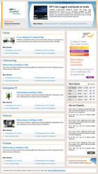 Newsletter design 2 by vinkrins