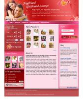 Dating Website by vinkrins