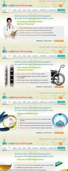 Medical Website - Subscription by vinkrins