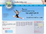 web interface, studies india by vinkrins