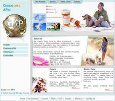 Web Interface, GA pacific by vinkrins