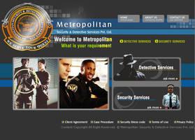 Metropolitan Security by vinkrins