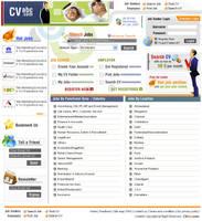 CV Abc, Job Portal by vinkrins