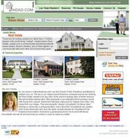 Jaidad.com, real estate site by vinkrins