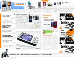 Cellphone School.net by vinkrins