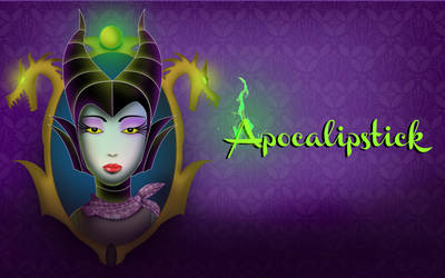 Maleficent Wallpaper by ApocaLipstick1