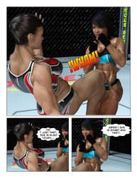 NvM 026 comic style test by frostburn27