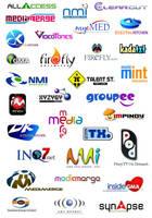 Logos - Set 1 by 2ne
