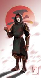 Amon FanArt! by Ade21