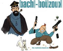 Bachi bouzouk by LeDub