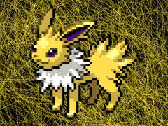 Jolteon by inupokecats649