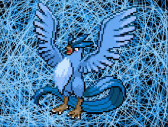 Articuno by inupokecats649