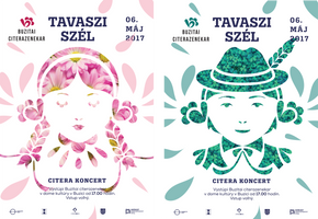 Hungarian Folklore Band Posters by Ritusss