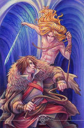 Castlevania - The anime by Ritusss