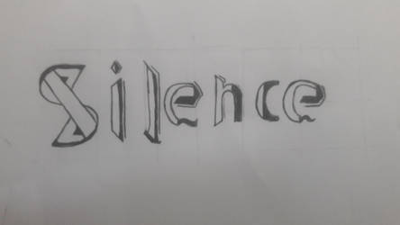 Expensive Silence by Handness