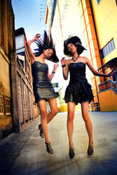 Let's Trip On Fashion I by Fayetography