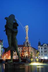 Olomouc 2 by Shubhe