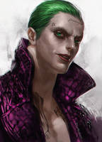 Joker by kamiyamark