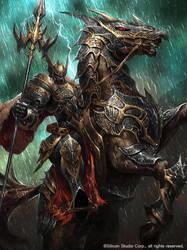 Morgoth by kamiyamark
