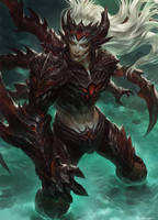 King Crab by kamiyamark