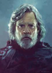 The Last Jedi by kamiyamark