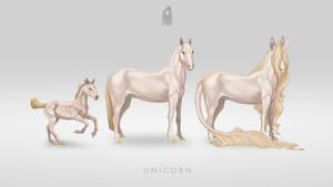 Unicorn Pet by Shapooda