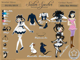 Sailor Specter BSS Application by iLantiis