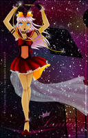 Sailor Queen Huya: Thorasis is Coming by iLantiis