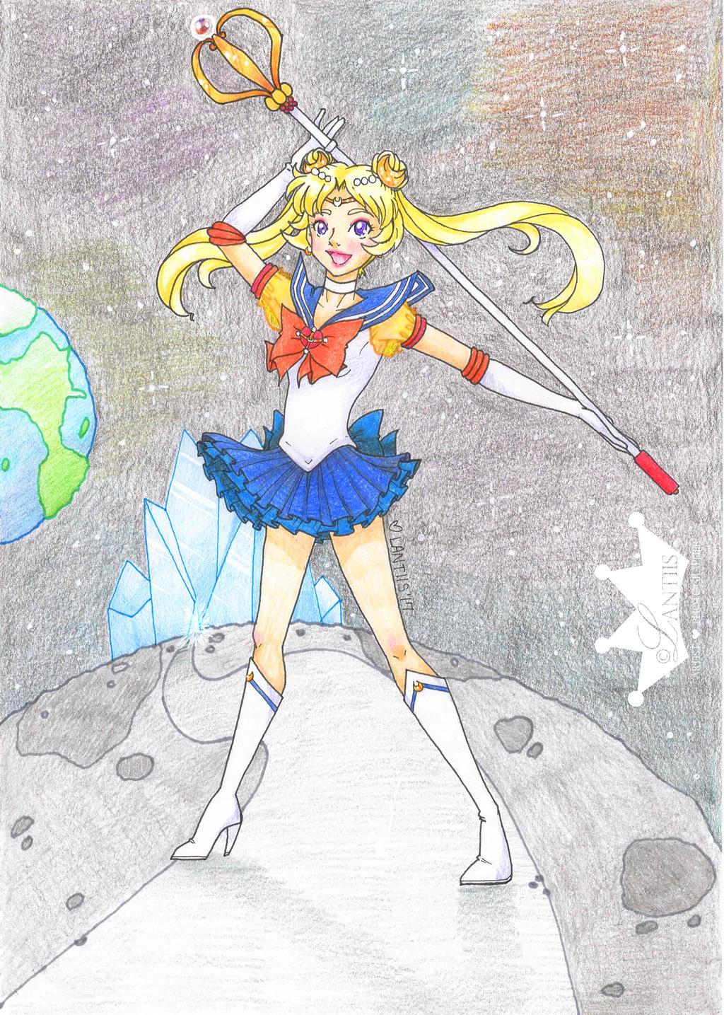 Sailor Selerity 2017 by iLantiis