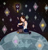 Prize: Sailor Charon by iLantiis