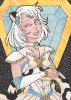 Giving 2018: ACEO for Phi by iLantiis