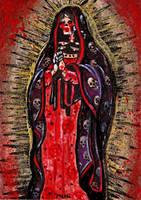Bloody Mary by MummysLittleMonster