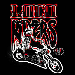 Loco Riders by MummysLittleMonster