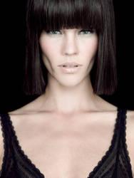 Liza Brunette by DavidBenoliel