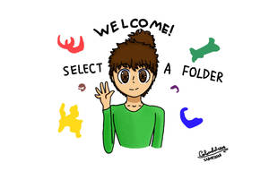 Welcome to my channel! by Colourbit1804