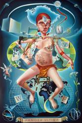Pangea Ultima by KenVallario
