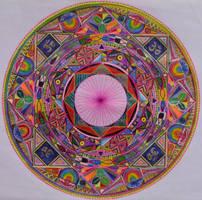 Mandala by ThingsWillGoMyWay