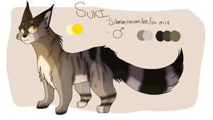 Suki Ref (New) by Suki-Sann
