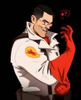 sketch medic by KRedous