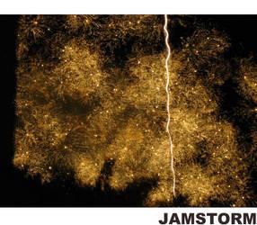 Lightning Strikes. by jamstorm