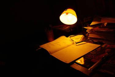 Study Room by Saint-27