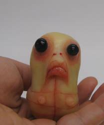 misunderstood maggot by mealymonsterland