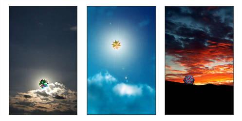 triptych by italo