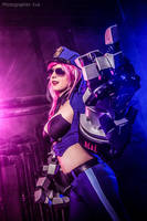 Vi, hah, stands for violence! by AlexReiss