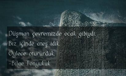 Bilge Tonyukuk by SaidKara324